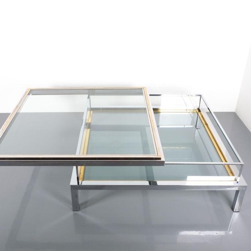 Maison Jansen vitrine table XXL 07 Kopie