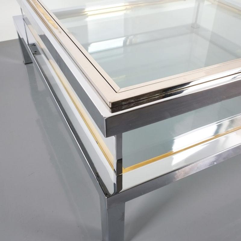 Maison Jansen vitrine table XXL 10 Kopie
