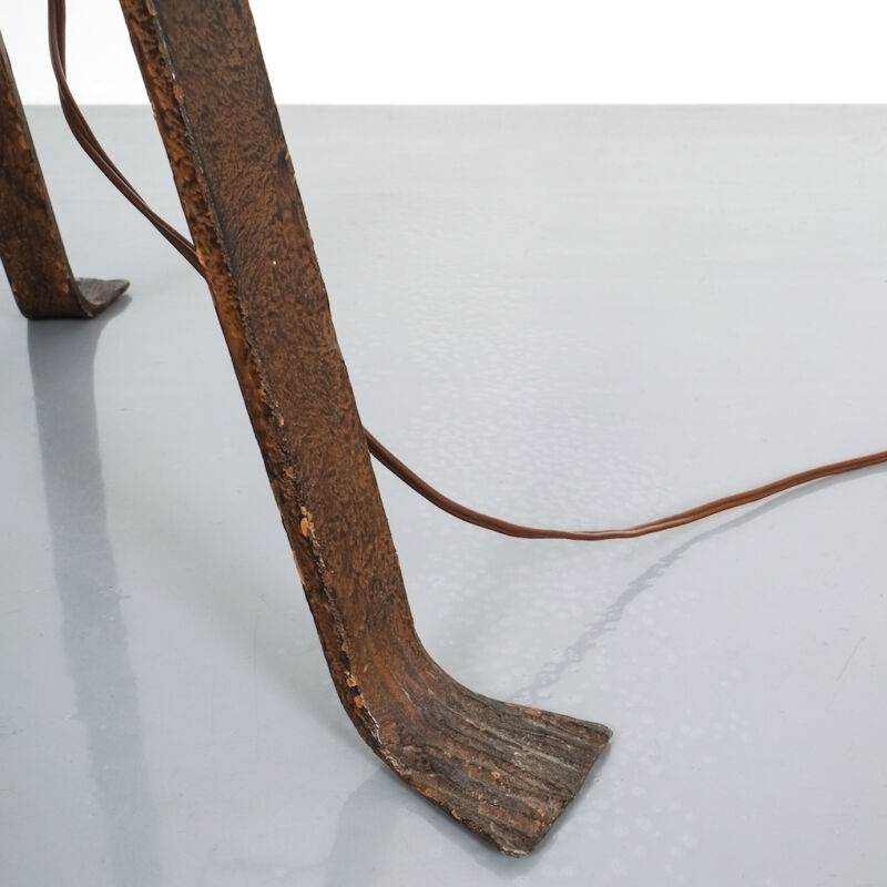 Marolles Touret floor lamp iron 1950_06