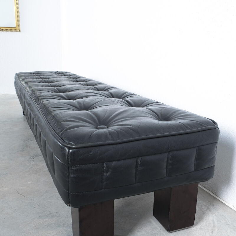 Matteo Thun Leather Materassi Sofa 02