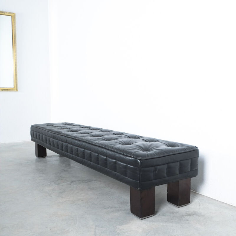Matteo Thun Leather Materassi Sofa 03