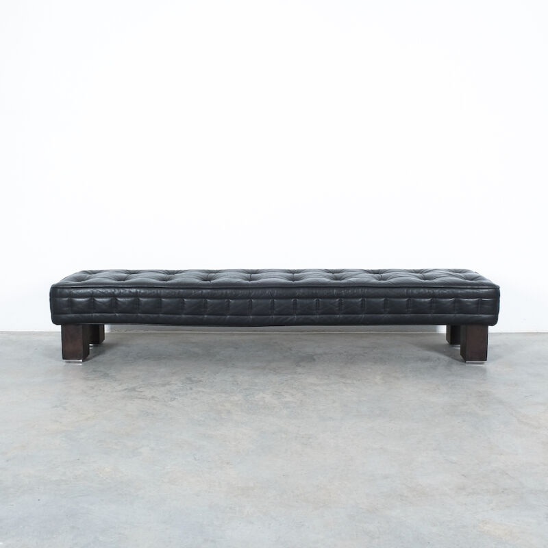 Matteo Thun Leather Materassi Sofa 11