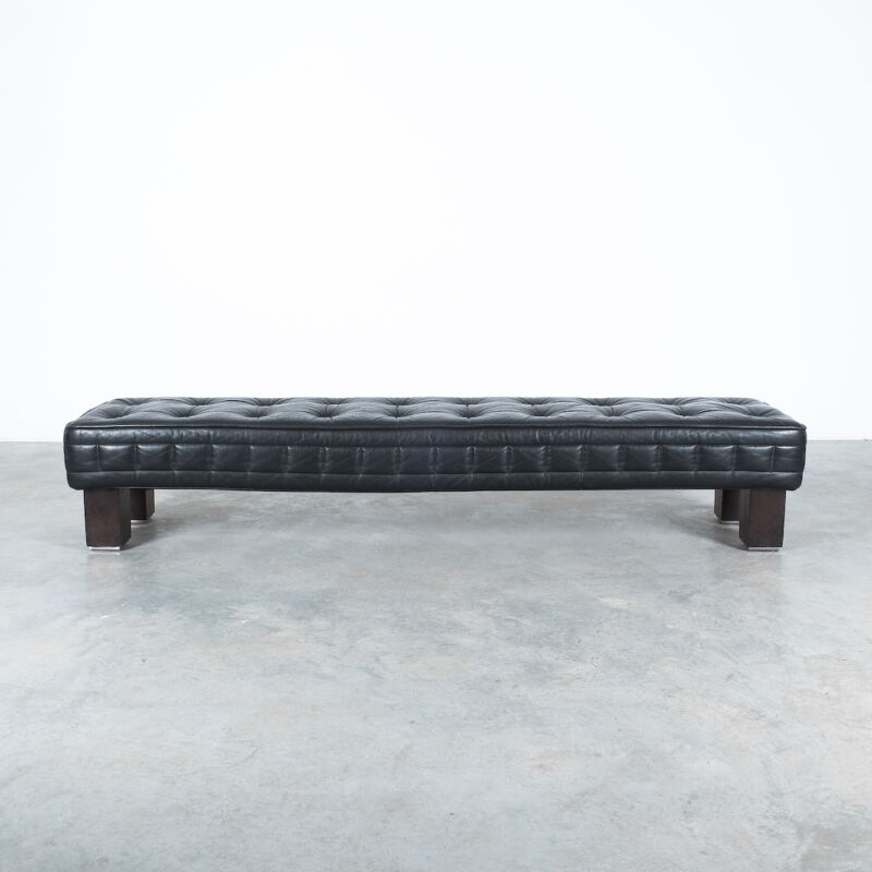 Matteo Thun Leather Materassi Sofa 13