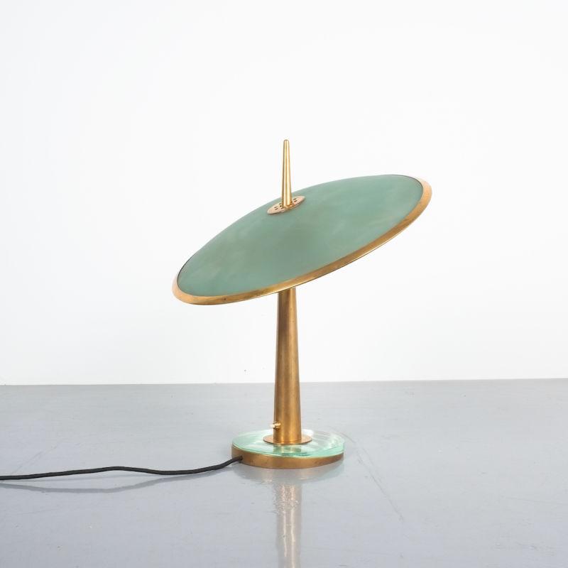 Max Ingrand Fontana Arte Lamp 1538 04