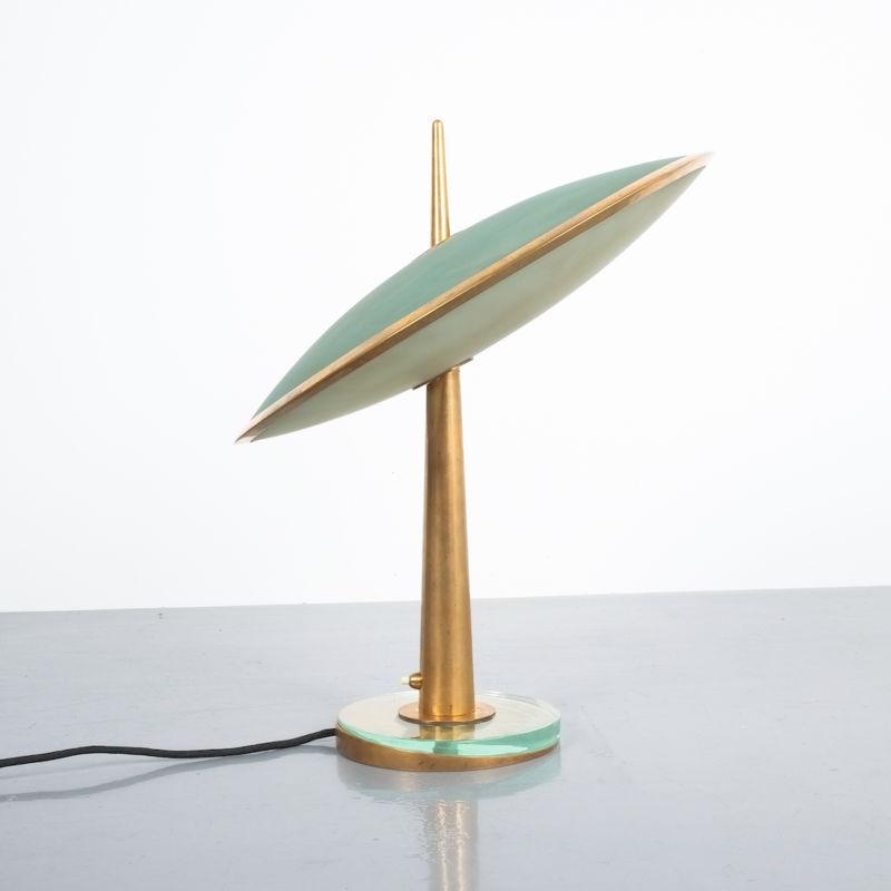 Max Ingrand Fontana Arte Lamp 1538 05