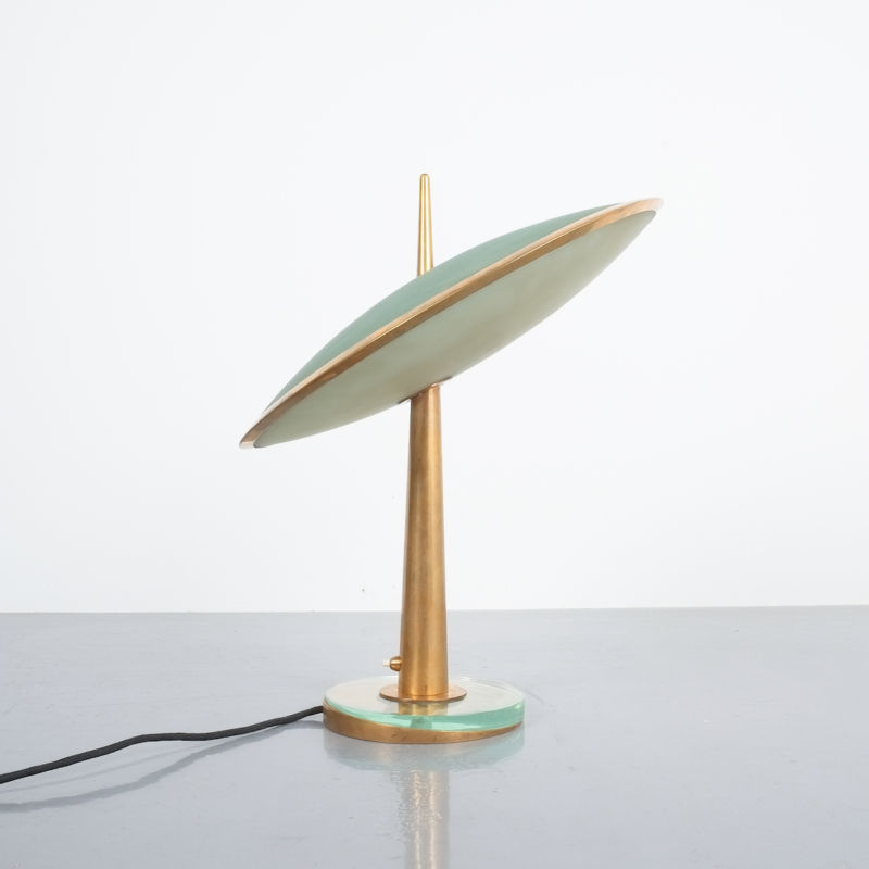 Max Ingrand Fontana Arte Lamp 1538 08