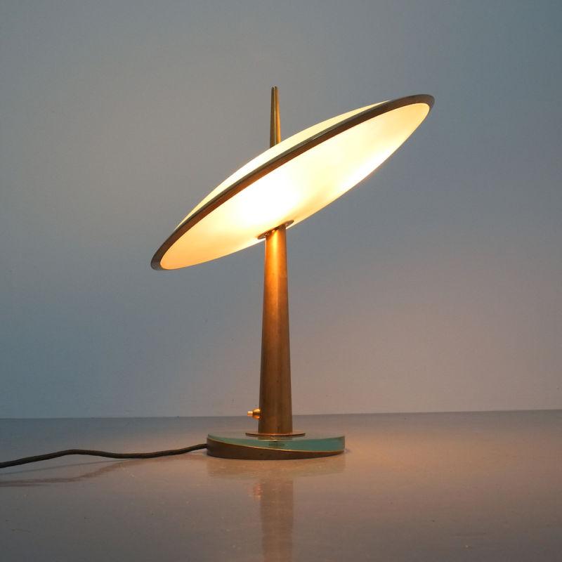 Max Ingrand Fontana Arte Lamp 1538 11