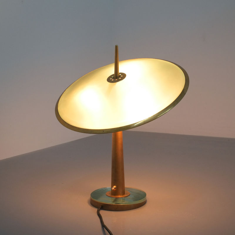 Max Ingrand Fontana Arte Lamp 1538 12