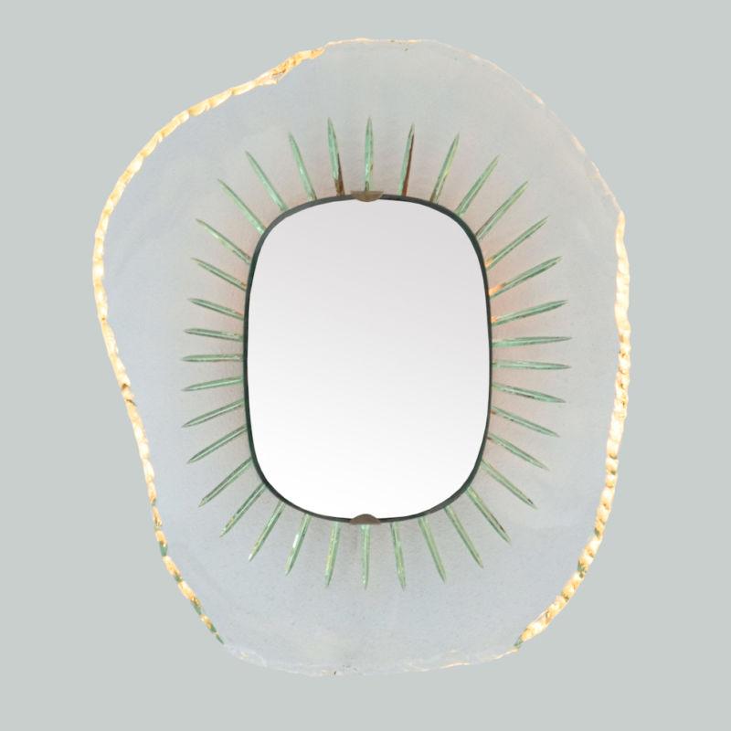 Max Ingrand Fontana Arte 1657 Mirror 07