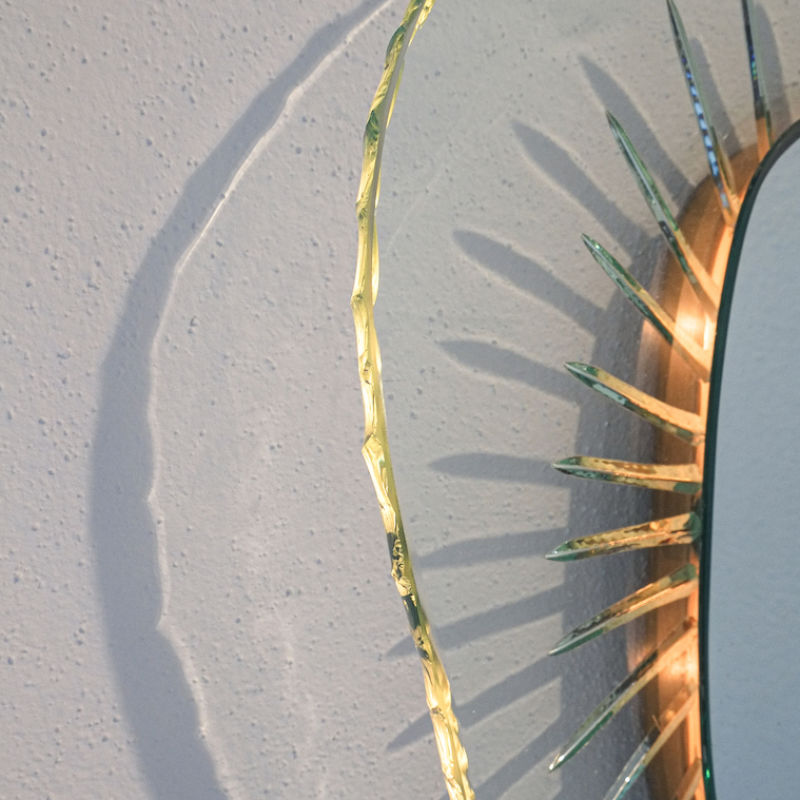 Max Ingrand Fontana Arte 1657 Mirror 08