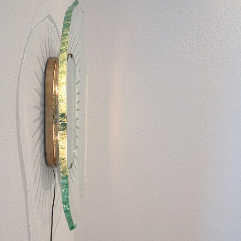 Max Ingrand Fontana Arte 1657 Mirror 12