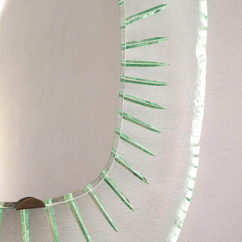 Max Ingrand Fontana Arte 1657 Mirror 20