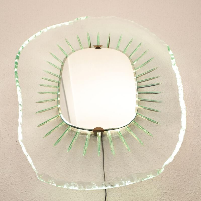 Max Ingrand Fontana Arte 1657 Mirror 21