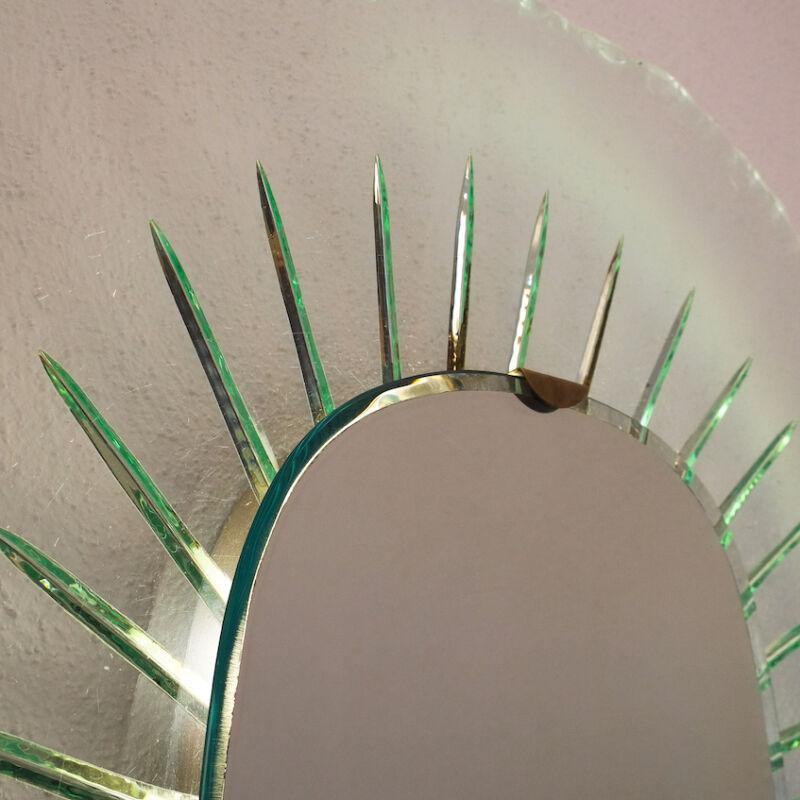 Max Ingrand Fontana Arte 1657 Mirror 22