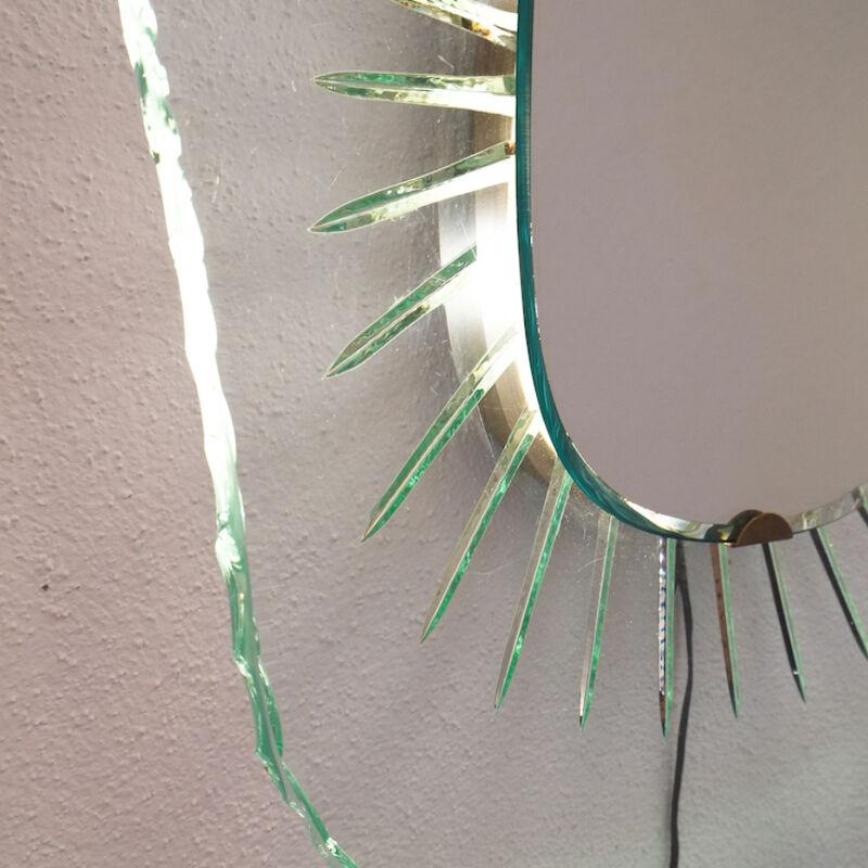 Max Ingrand Fontana Arte 1657 Mirror 23