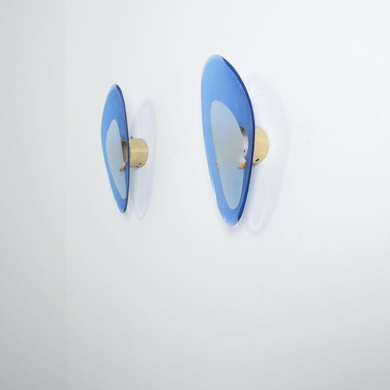 Max Ingrand Fontana Arte Glass Sconces 03