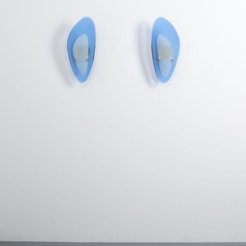Max Ingrand Fontana Arte Glass Sconces 04
