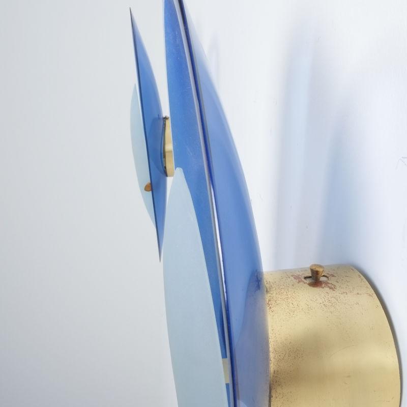 Max Ingrand Fontana Arte Glass Sconces 07