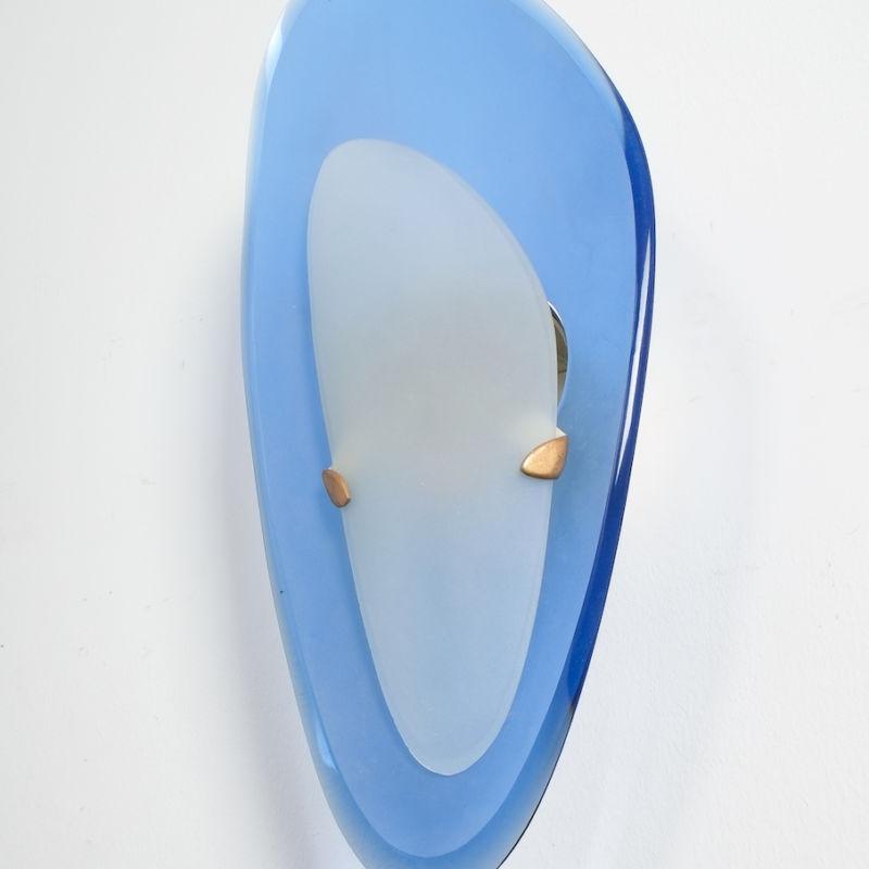 Max Ingrand Fontana Arte Glass Sconces 09