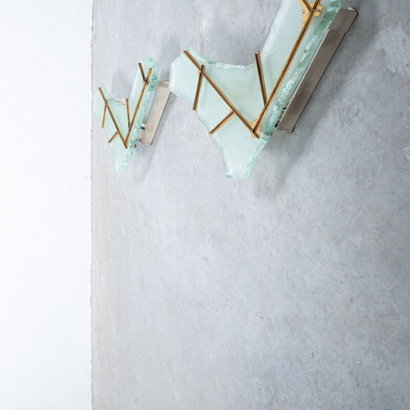 Max Ingrand Model 1844 Wall Lamps 07