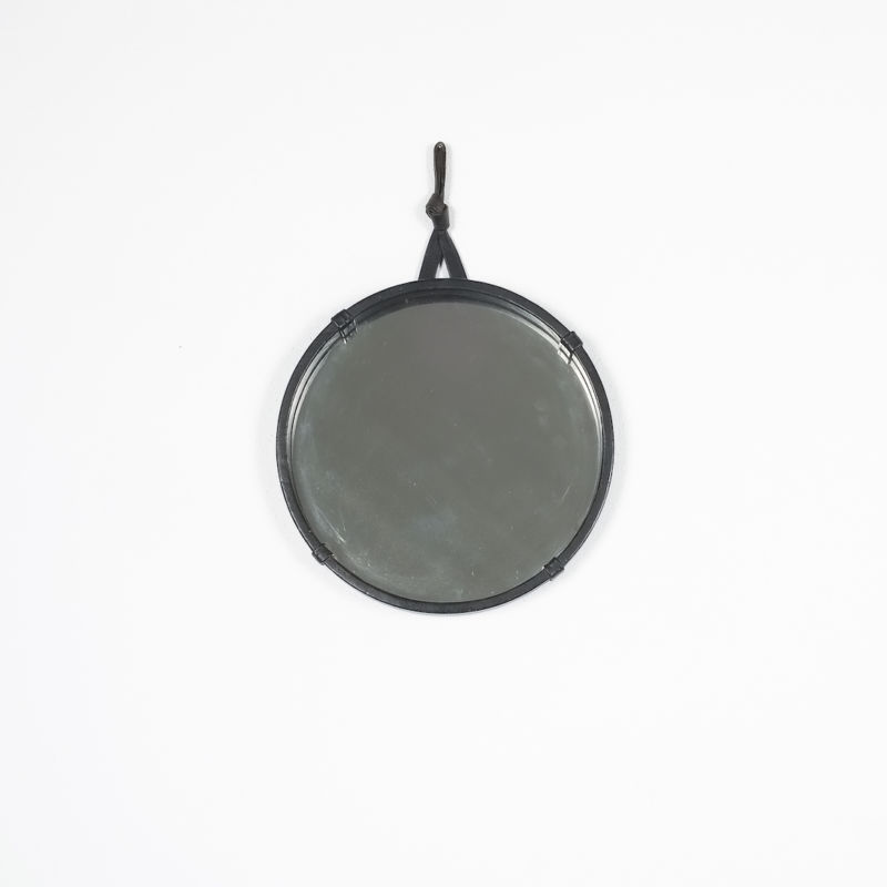 Pace Leather Mirror Small 04