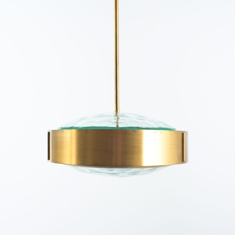 Rare Max Ingrand Pendant Lamp 04