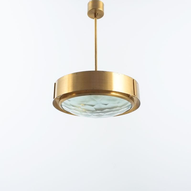 Rare Max Ingrand Pendant Lamp 05