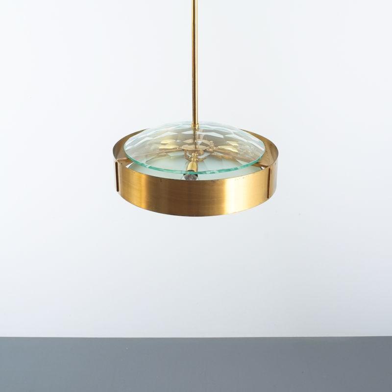 Rare Max Ingrand Pendant Lamp 07
