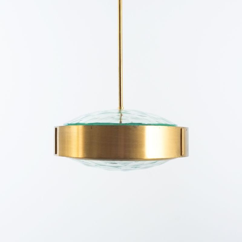 Rare Max Ingrand Pendant Lamp 08