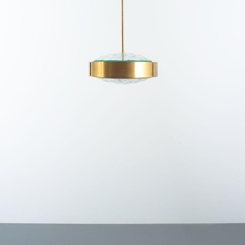 Rare Max Ingrand Pendant Lamp 09