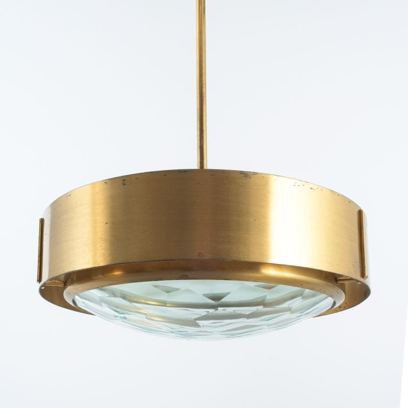 Rare Max Ingrand Pendant Lamp 10