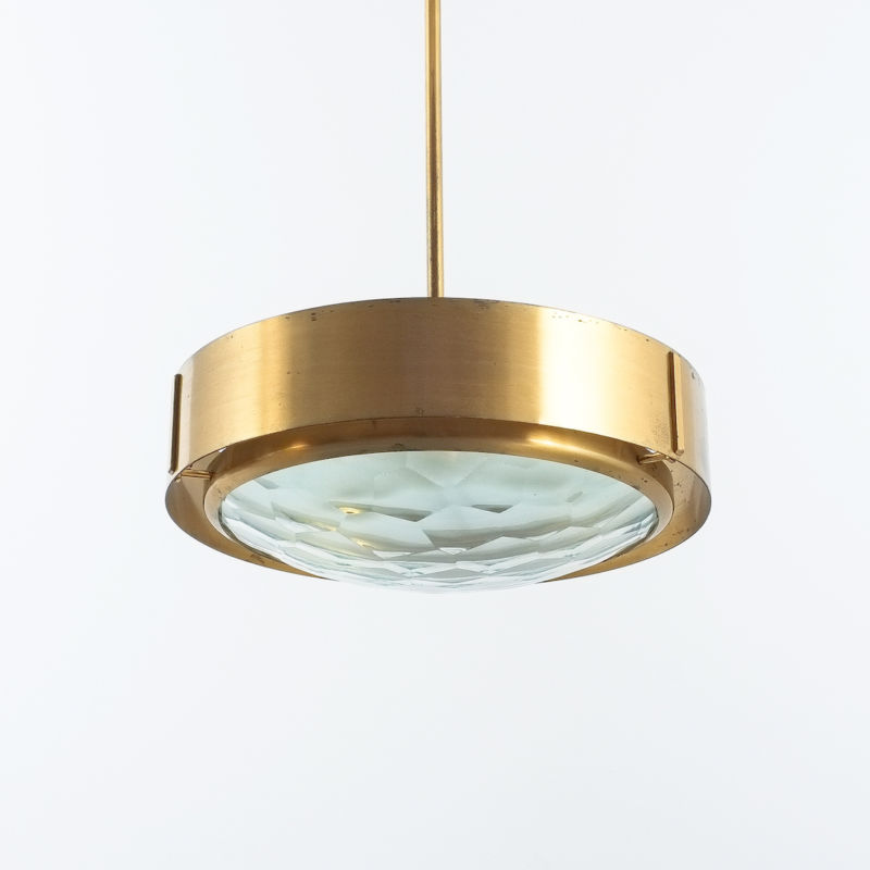 Rare Max Ingrand Pendant Lamp 11