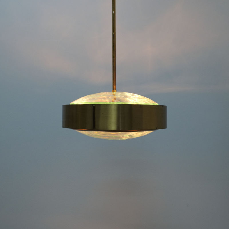 Rare Max Ingrand Pendant Lamp 12