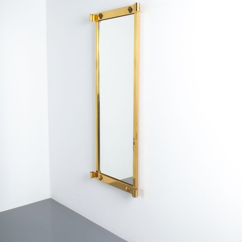Ribbon Brass Mirror_02