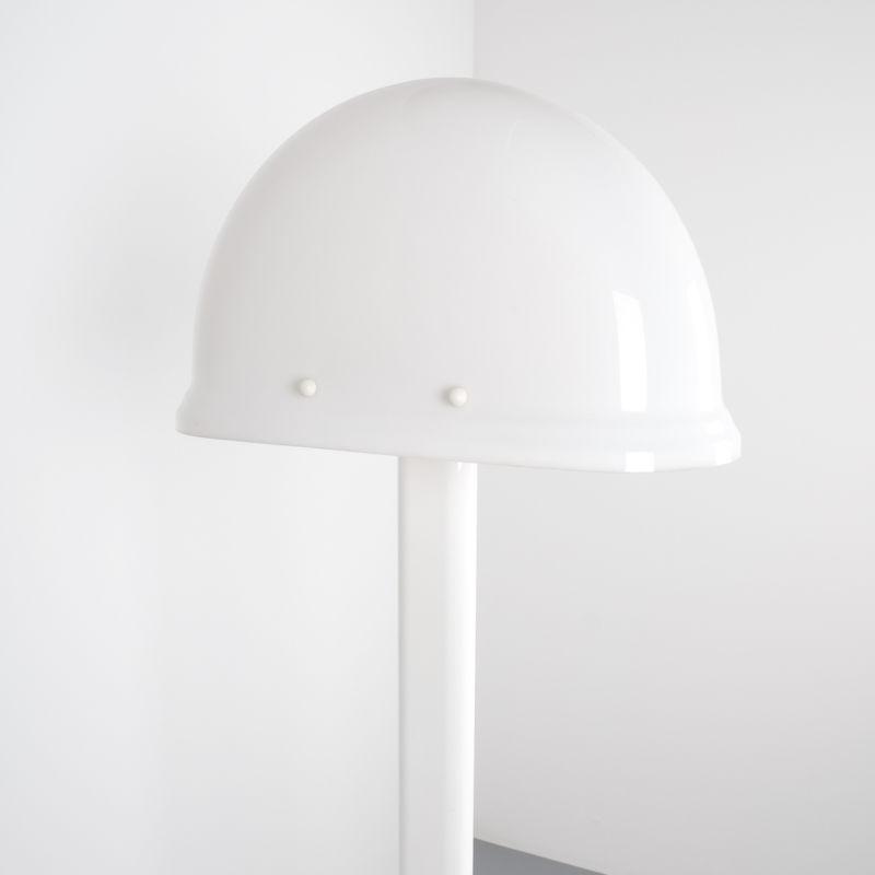 Rodolfo Bonetto floor lamp white 5 Kopie