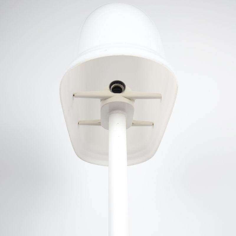 Rodolfo Bonetto floor lamp white 6 Kopie