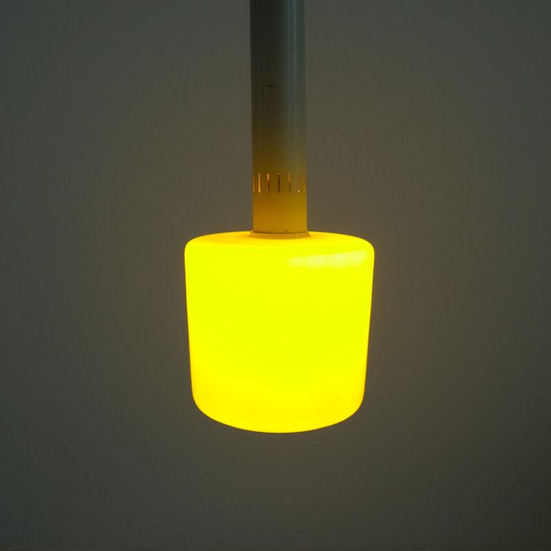 Stilnovo Yellow Pendant Lamp 02