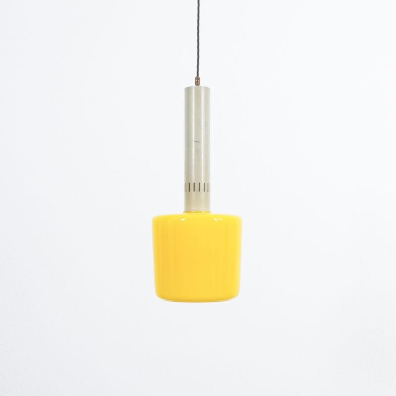 Stilnovo Yellow Pendant Lamp 07