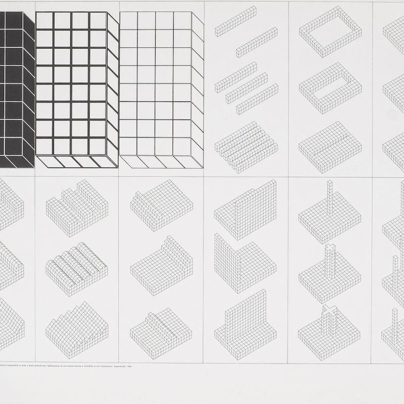 Superstudio Litograph 1 02