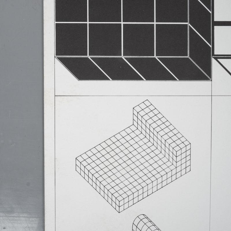 Superstudio Litograph 1 04