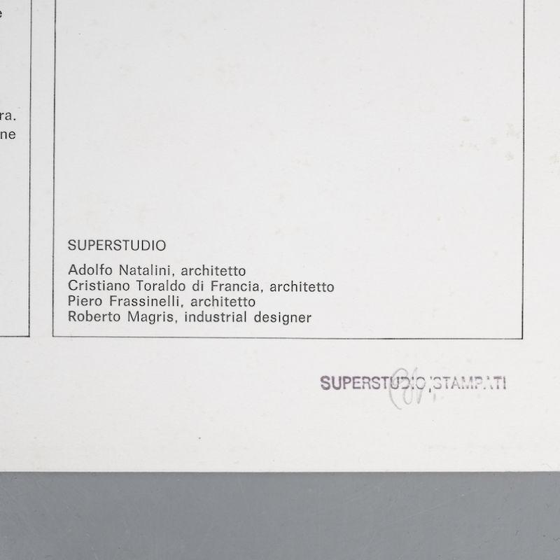 Superstudio Litograph 2 01
