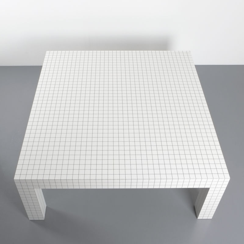 Superstudio Quaderna Coffee Table 02