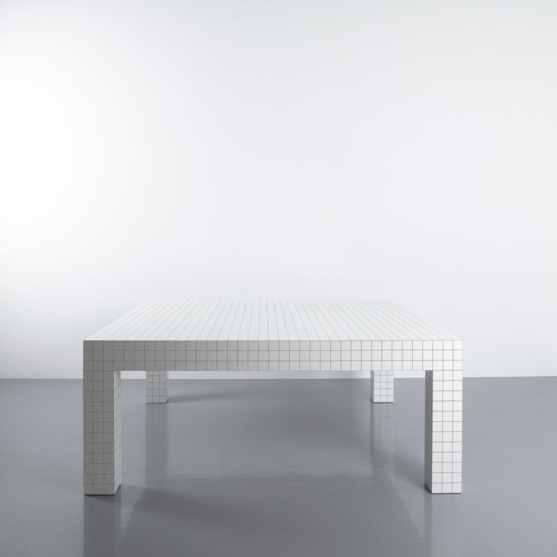 Superstudio Quaderna Coffee Table 03