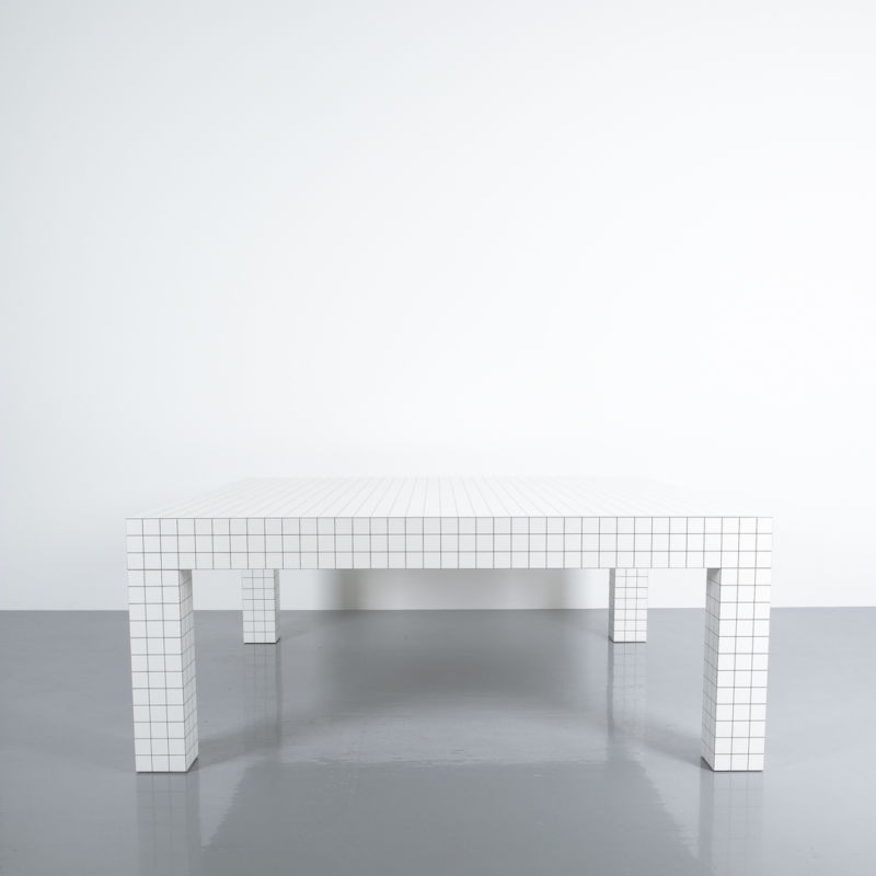 Superstudio Quaderna Coffee Table 04