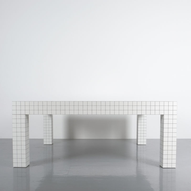 Superstudio Quaderna Coffee Table 06
