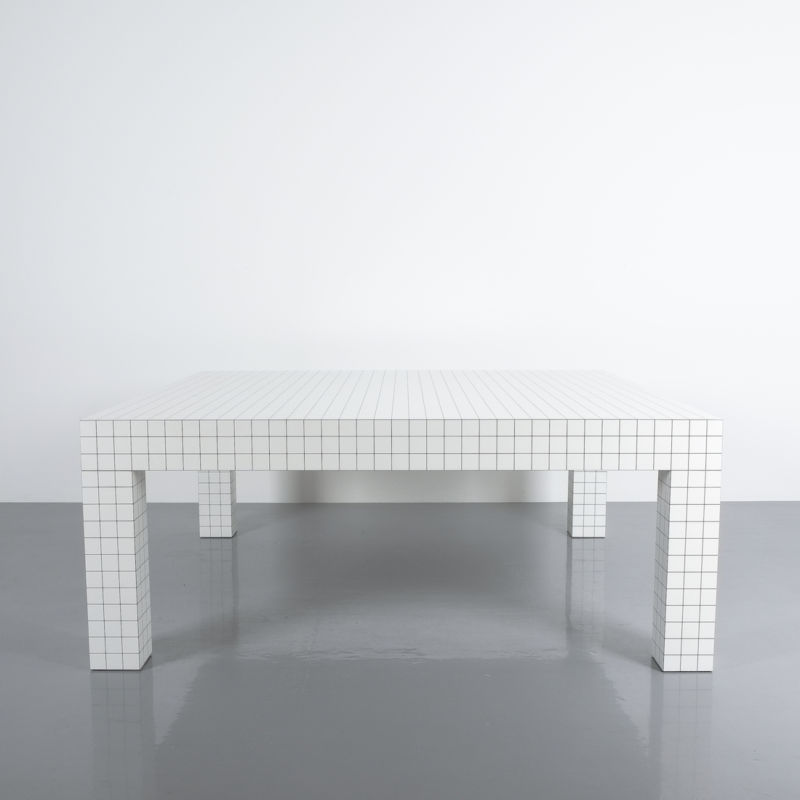 Superstudio Quaderna Coffee Table 07