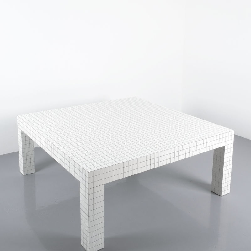 Superstudio Quaderna Coffee Table 11