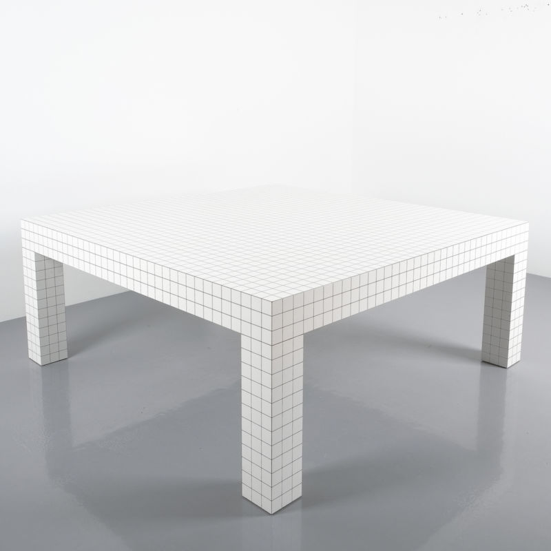 Superstudio Quaderna Coffee Table 12