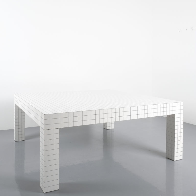 Superstudio Quaderna Coffee Table 14