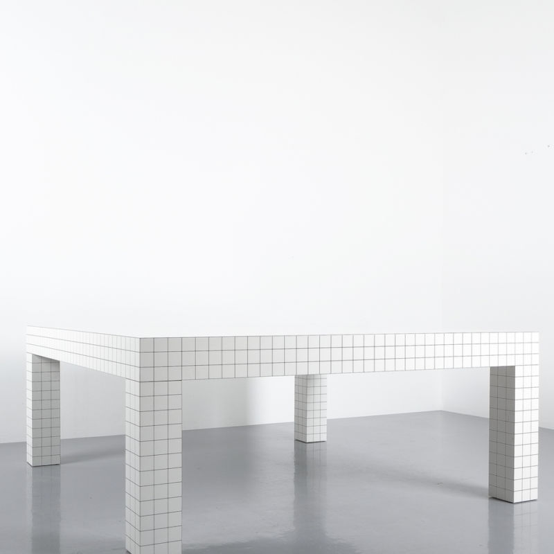Superstudio Quaderna Coffee Table 15